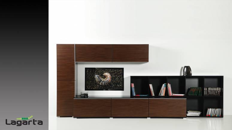 LAGARTA - program of furniture for living rooms